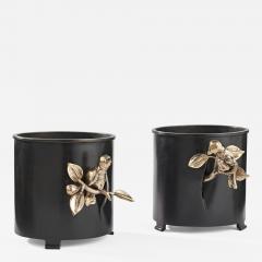 Hubert Le Gall Cache Pots Oiseaux - 908442