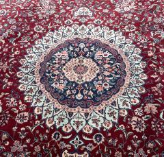 Huge 12 by 16 Vintage Hand Made Persian Wool Rug - 1999910