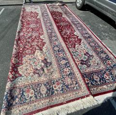 Huge 12 by 16 Vintage Hand Made Persian Wool Rug - 1999911