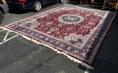 Huge 12 by 16 Vintage Hand Made Persian Wool Rug - 1999921