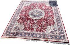 Huge 12 by 16 Vintage Hand Made Persian Wool Rug - 2002526