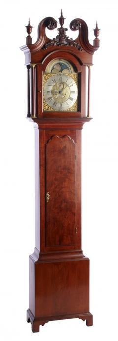 Hugh Bigham TALL CASE CLOCK BY HUGH BRIGHAM - 1338020