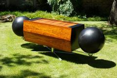 Hugh Spencer Clairtone Project G 1 T4 Rosewood Stereo System First Generation by Hugh Spencer - 1571605