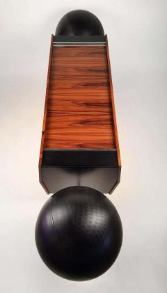 Hugh Spencer Clairtone Project G 1 T4 Rosewood Stereo System First Generation by Hugh Spencer - 1571619