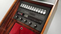 Hugh Spencer First Generation Clairtone Project G T4 Rosewood Stereo System - 277161
