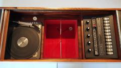 Hugh Spencer First Generation Clairtone Project G T4 Rosewood Stereo System - 277162