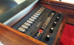 Hugh Spencer First Generation Clairtone Project G T4 Rosewood Stereo System - 277163