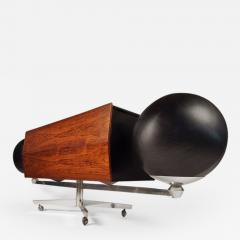 Hugh Spencer First Generation Clairtone Project G T4 Rosewood Stereo System - 277824