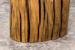 Hugo Franca Guasca V Stool by Hugo Fran a in Pequi Wood - 1222334