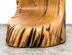 Hugo Franca Ita Stool in Reclaimed Pequi Wood by Hugo Fran a - 1222329