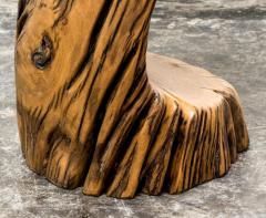 Hugo Franca Ita Stool in Reclaimed Pequi Wood by Hugo Fran a - 1222330