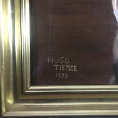 Hugo Tietze 1891 1962 Danish 1958 Still Life - 1834276