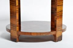 Hungarian Art Deco Side Table - 1194027
