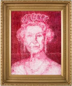 Hunt Slonem Queen Elizabeth - 523214