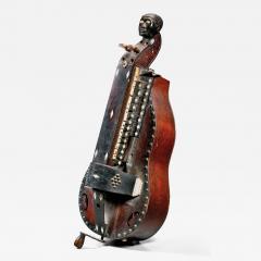 Hurdy Gurdy Instrument - 321027