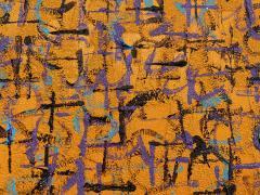 Hyunae Kang Am Modern Abstract Mixed Media Canvas Painting Pray 5 Trilogy Hyunae Kang - 1483588