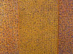 Hyunae Kang Am Modern Abstract Mixed Media Canvas Painting Pray 5 Trilogy Hyunae Kang - 1483589