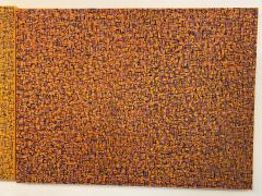Hyunae Kang Am Modern Abstract Mixed Media Canvas Painting Pray 5 Trilogy Hyunae Kang - 1483594