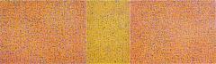 Hyunae Kang Am Modern Abstract Mixed Media Canvas Painting Pray 5 Trilogy Hyunae Kang - 1528810