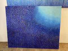 Hyunae Kang American Modern Abstract Mixed Media on Canvas Effulgence Duology Hyunae Kang - 1483334