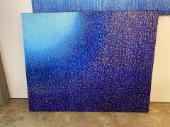 Hyunae Kang American Modern Abstract Mixed Media on Canvas Effulgence Duology Hyunae Kang - 1483338