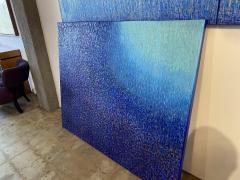 Hyunae Kang American Modern Abstract Mixed Media on Canvas Effulgence Duology Hyunae Kang - 1483349