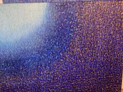 Hyunae Kang American Modern Abstract Mixed Media on Canvas Effulgence Duology Hyunae Kang - 1483351