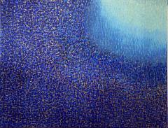 Hyunae Kang American Modern Abstract Mixed Media on Canvas Effulgence Duology Hyunae Kang - 1528815