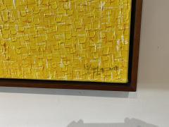 Hyunae Kang American Modern Abstract Mixed Media on Canvas Ether 5 Hunae kang - 1483633