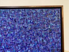 Hyunae Kang American Modern Abstract Mixed Media on Canvas Pray 3 2 Hyunae Kang - 1483624
