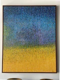Hyunae Kang Modern Abstract Mixed Media on Canvas Painting Earth Sky Hyunae Kang - 1482249
