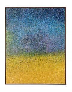 Hyunae Kang Modern Abstract Mixed Media on Canvas Painting Earth Sky Hyunae Kang - 1482253