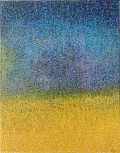 Hyunae Kang Modern Abstract Mixed Media on Canvas Painting Earth Sky Hyunae Kang - 1528817