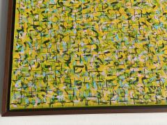 Hyunae Kang Modern Abstract Mixed Media on Canvas Painting Pray 0819 Hyunae Kang - 1476063