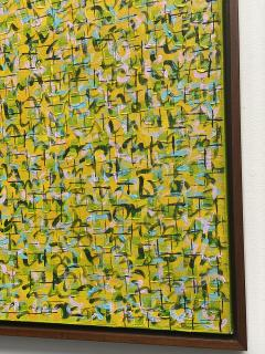 Hyunae Kang Modern Abstract Mixed Media on Canvas Painting Pray 0819 Hyunae Kang - 1476064