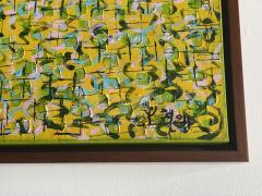 Hyunae Kang Modern Abstract Mixed Media on Canvas Painting Pray 0819 Hyunae Kang - 1476065