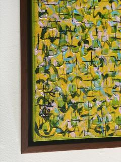 Hyunae Kang Modern Abstract Mixed Media on Canvas Painting Pray 0819 Hyunae Kang - 1476067