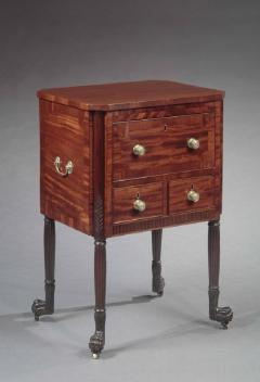 IMPORTANT FEDERAL SIDE TABLE - 1431426