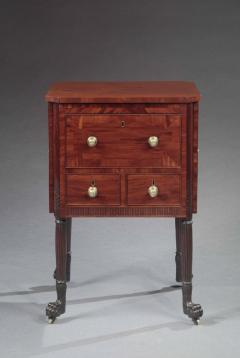 IMPORTANT FEDERAL SIDE TABLE - 1431427