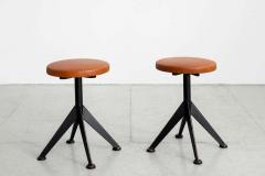 ITALIAN INDUSTRIAL STOOL - 1695382