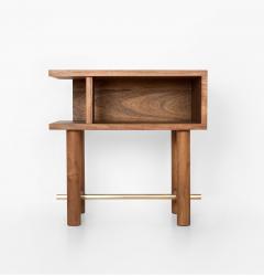 ITZ Mayan Wood Furniture Ocum Nightstand - 707514