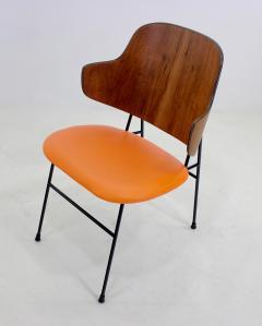Ib Kofod Larsen Classic Scandinavian Modern Chair Designed by Ib Kofod Larsen - 1062997