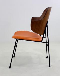 Ib Kofod Larsen Classic Scandinavian Modern Chair Designed by Ib Kofod Larsen - 1062998