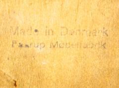 Ib Kofod Larsen Danish Modern Teak Credenza w Tambour Doors Designed by Kofod Larsen - 465047