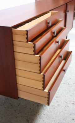 Ib Kofod Larsen Danish Teak and Rosewood Sideboard by Ib Kofod Larsen for G Plan - 398578