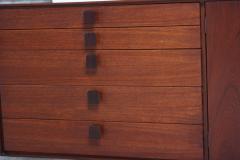 Ib Kofod Larsen Danish Teak and Rosewood Sideboard by Ib Kofod Larsen for G Plan - 398581