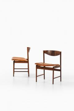 Ib Kofod Larsen Dining Chairs Produced by Seffle M belfabrik - 1977775
