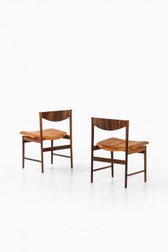 Ib Kofod Larsen Dining Chairs Produced by Seffle M belfabrik - 1977776