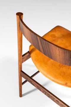 Ib Kofod Larsen Dining Chairs Produced by Seffle M belfabrik - 1977781