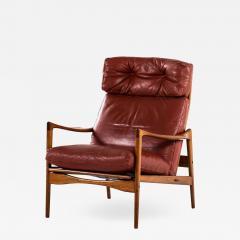 Ib Kofod Larsen Easy Chair Model ren s Produced by OPE - 1849869